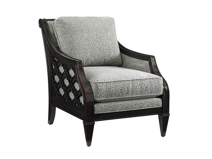Royal Kahala Bay Club Chair | Lexington Home Brands