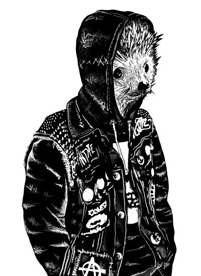crust punk | Tumblr