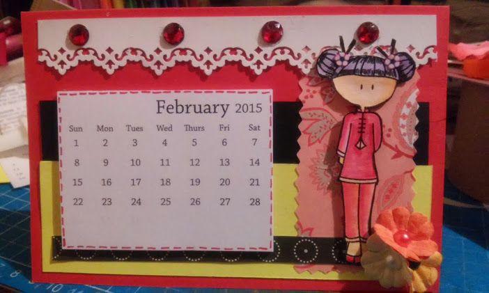 Tarjeta Conmemorativa Año Nuevo Chino 2015