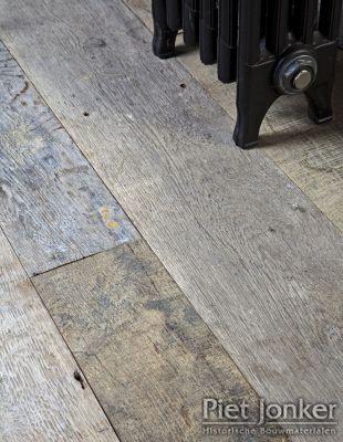 Alte Eichen Holzboden - Piet Jonker