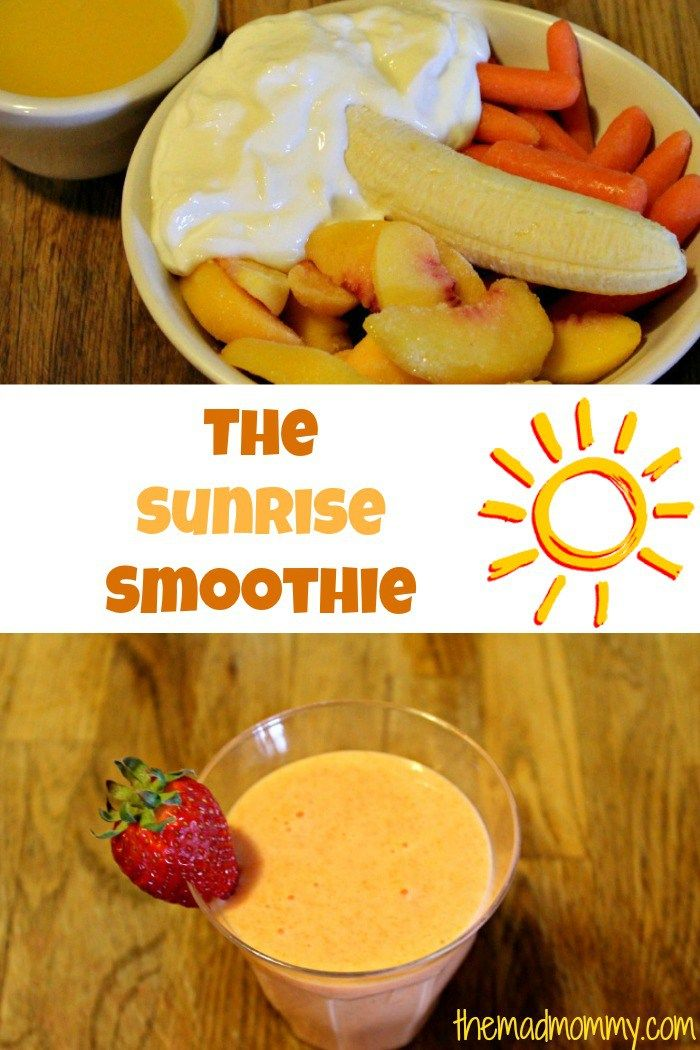 fruit smoothie recipes healthy carrot is a fruit or vegetable