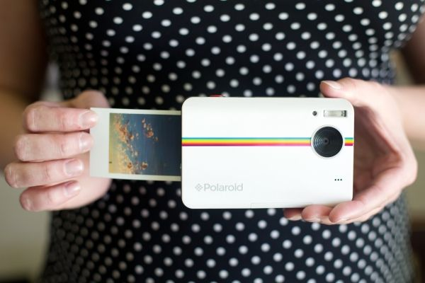 The Polaroid Z2300.  #camera #tech