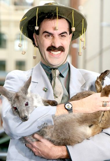 Sacha Baron Cohen revealed during an interview on Monday, Feb. 22, that the FBI 'started compiling a file' while he was filming 'Borat' — read more