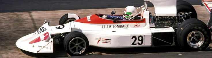 FORMULA ONE'S FIRST LADY: REMEMBERING LELLA LOMBARDI.
