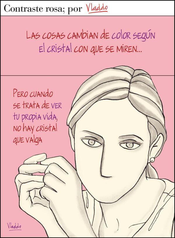 Contraste rosa — Aleida