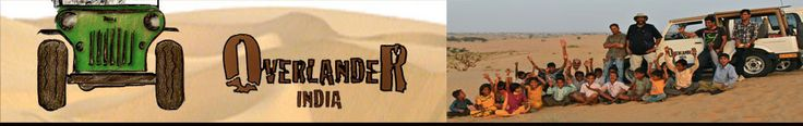 Overlander India is a 4x4 off-roading company. The excitement of this form of driving can only be felt behind the wheel of a jeep and that is exactly what we offer. We provide the vehicle, the fuel, the route, the stay, the food, and the experience; and all you have to do is to drive to your heart's content. In the process, you get to witness a different side of India that is rarely seen - the rural, pure, simple village life and the wildlife and avian life of this region...