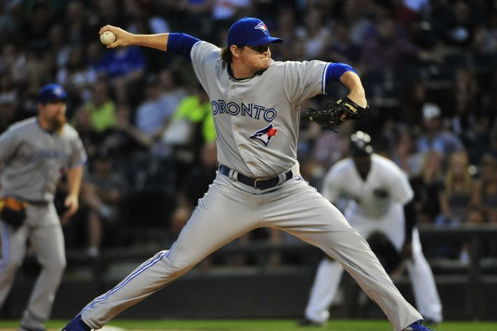 Inside the mind and numbers of Blue Jays pitcher Chad Jenkins