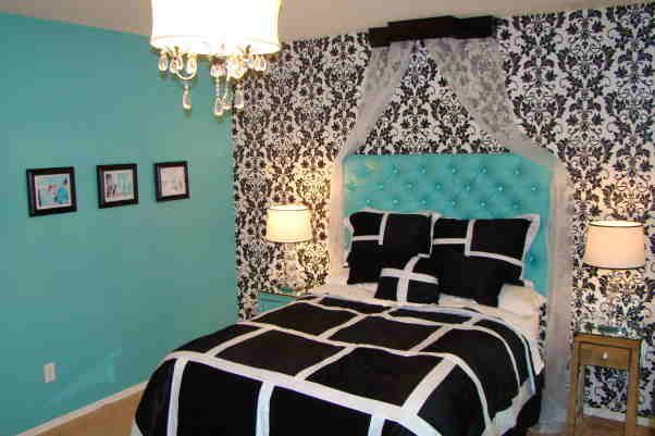 Breakfast At Tiffany S Inspired Bedroom Themed Bedrooms Pinterest And Room
