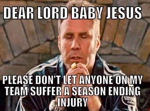 I think we've all been there! #FantasyFootball #humor #Football