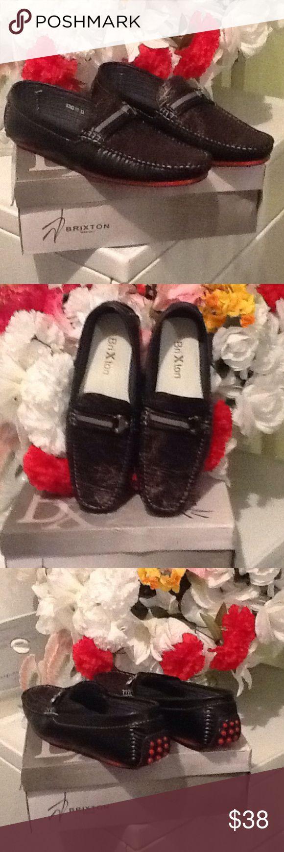 Very ADORABLE BRIXTON MODA ITALY VERY ADORABLE BRIXTON MODA ITALY Shoes Loafers & Slip-Ons