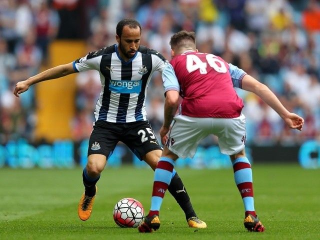 Newcastle United's Andros Townsend bound for Sporting Lisbon?