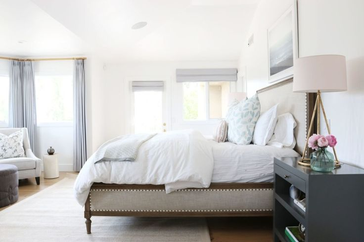 White bedroom walls: http://www.stylemepretty.com/living/2015/07/31/white-paint-go-tos/