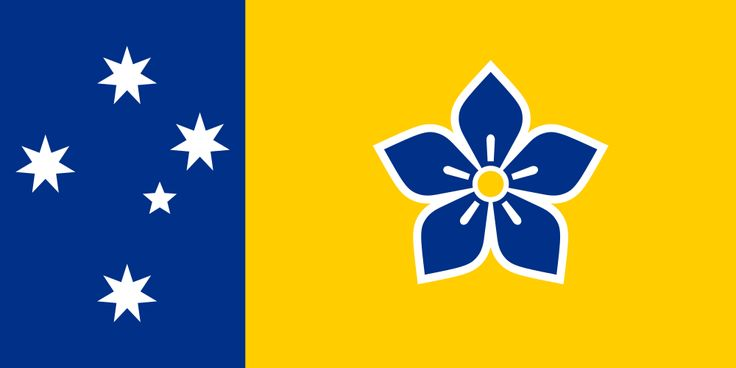 Proposed Flag of the Australian Capital Territory - Flag of the Australian…