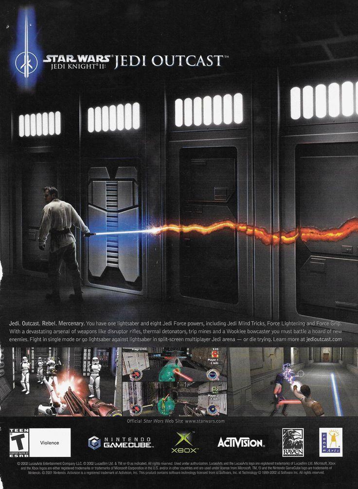 Star Wars: Jedi Outcast