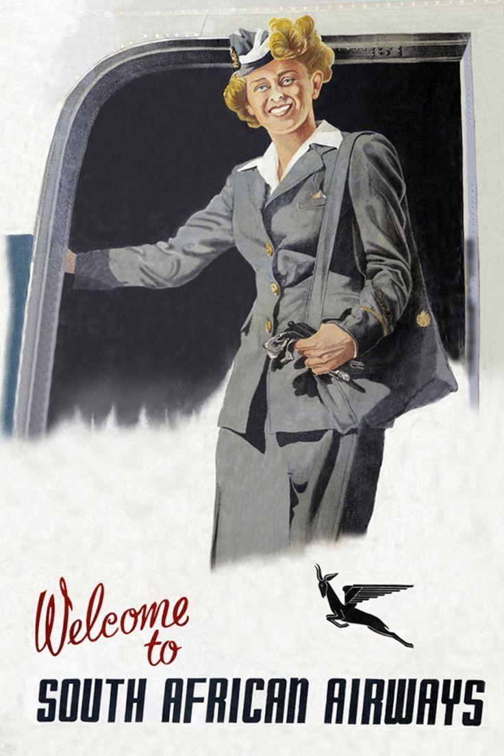 SAA Poster 1950