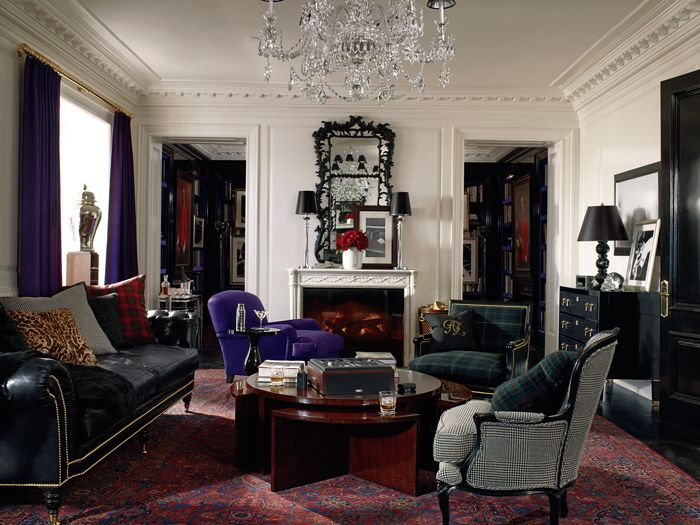 Classic Furniture Shapes And Timeless Menswear References From Ralph Lauren  Homeu0027s Latest Collection