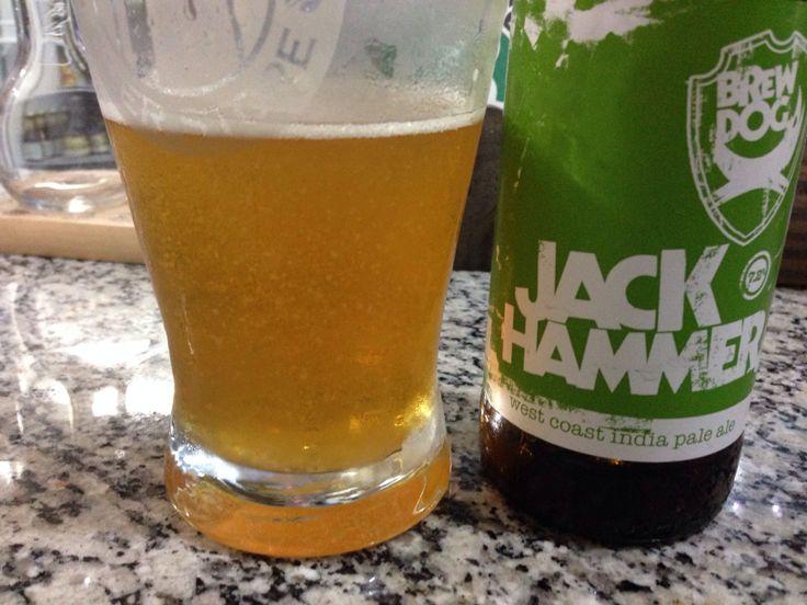 Brewdog - Jack Hammer (7,2%)
