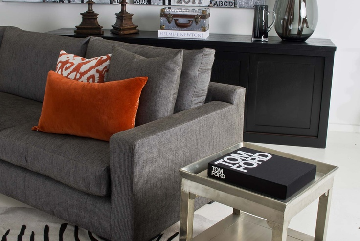 Popular and comfortable, the Boston sofa.