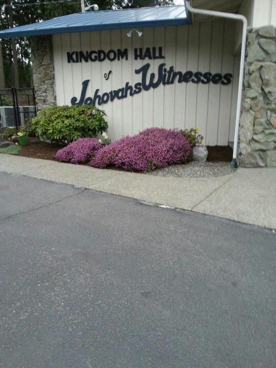 Illinois Kingdom Hall: so quaint and cute!