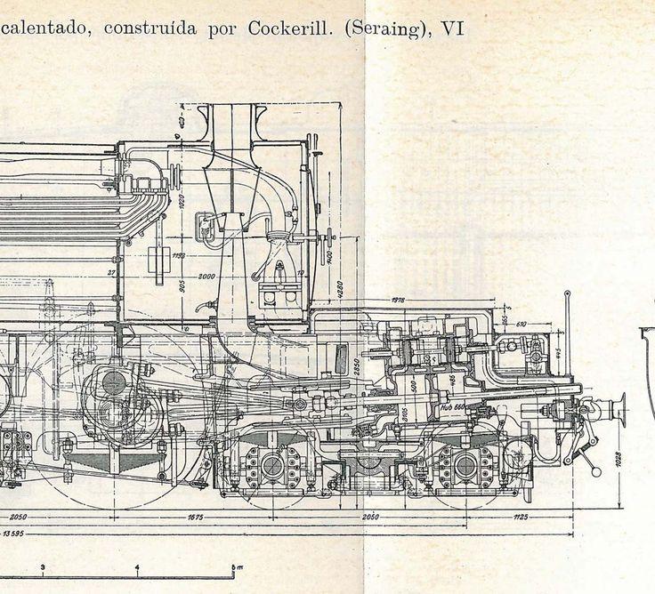 Steam locomotive anatomy