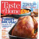 Taste of Home Magazine- Sausage Corn Chowder