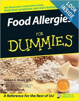 10 best food allergy parenting books images on pinterest parents allergies for dummies book by big shot food allergy researcher at johns hopkins robert wood md forumfinder Image collections