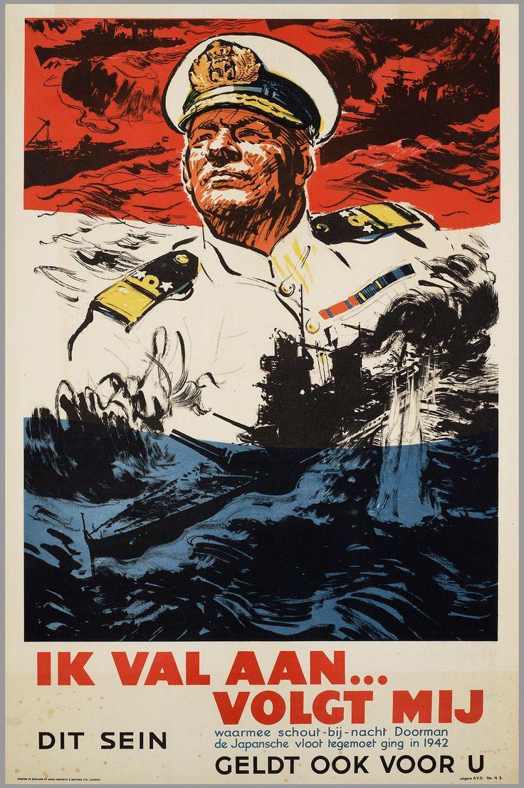 1942, Dutch Government Information Service (London)
