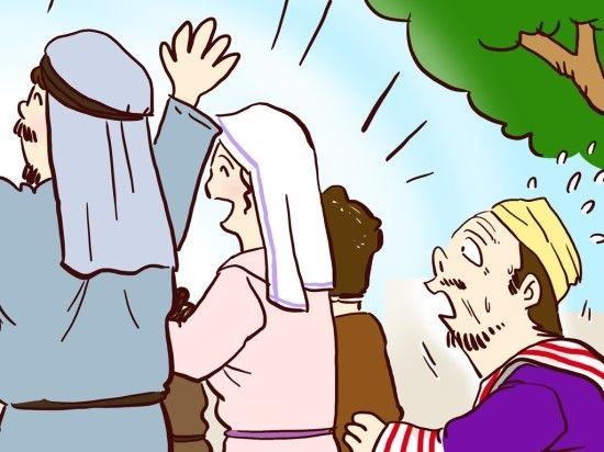 주일학교 ppt 설교 뽕나무에 올라간 삭개오 네이버 블로그 adombu pinterest