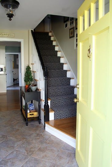 Foyer Stair Runners : Best images about stairway project on pinterest