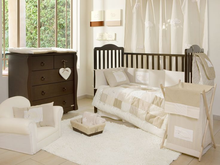 4 piece baby bedding set cream sheeps baby crib bedding collection in baby nursery bedding nursery bedding sets