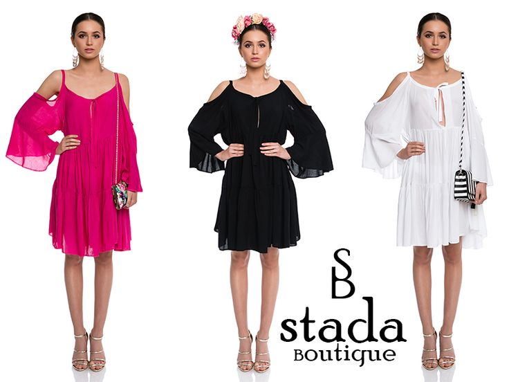 #summer #dress #StadaBoutique #GeorgianaStavrositu