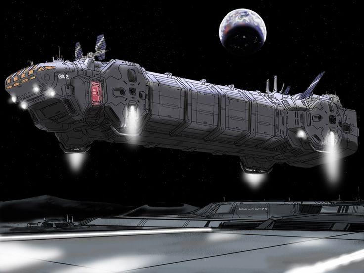 space engineers cargo ship - photo #30