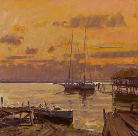 Artist: Tim Bell | Plein Air Easton