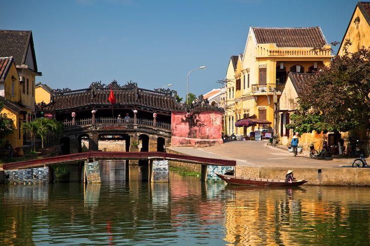 #Puente en #Vietnam. Recórrelo con #Despegar #travel #trip #tourism #turismo