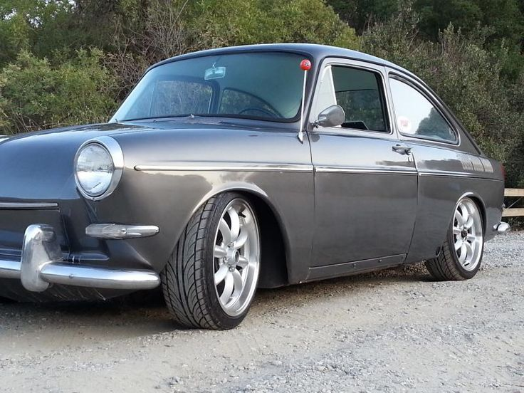 33 best VW Type 3 fastback electric conversion images on Pinterest