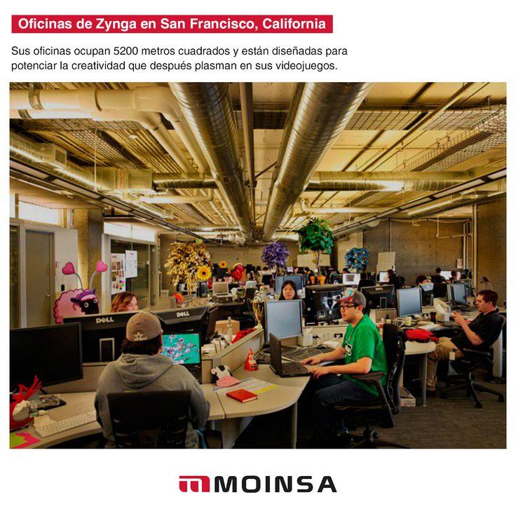 45 best office refresh ideas images on pinterest office for Zynga office design