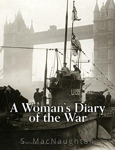 A Woman's Diary of the War (English Edition)