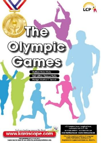 FREE Olympic Resources | FREE Olympic Activities | Karascope