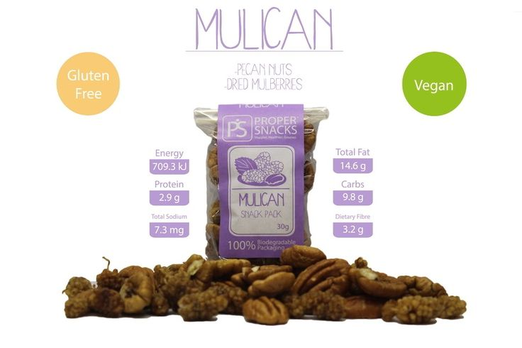 Mulican  is a mix of dried white mulberries and pecan nuts. A delicious healthy snack that bursts with flavor and goodness.