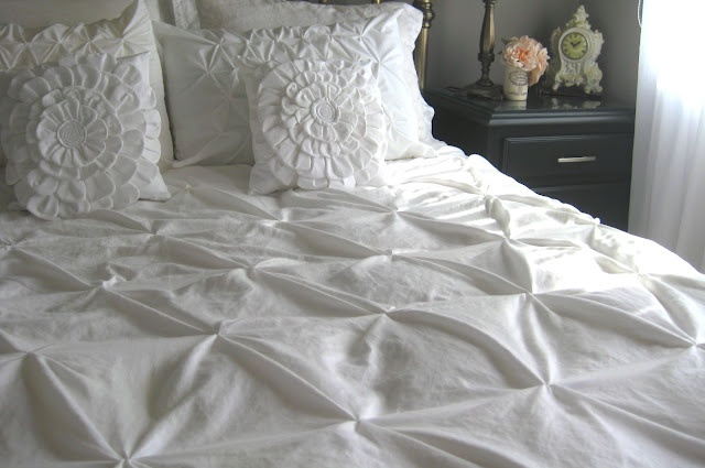 how to make a duvet cover with buttons