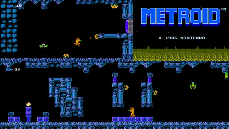 metroid nes - Google Search
