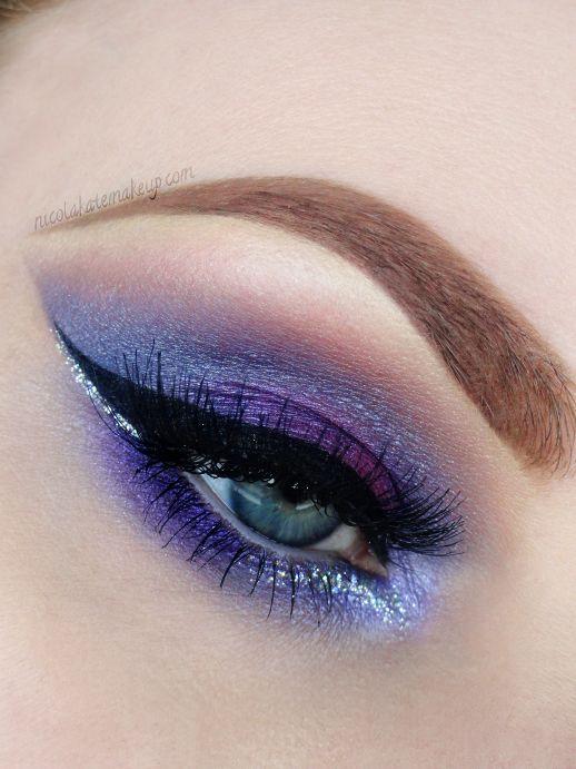 Nicola Kate Makeup: Amethyst