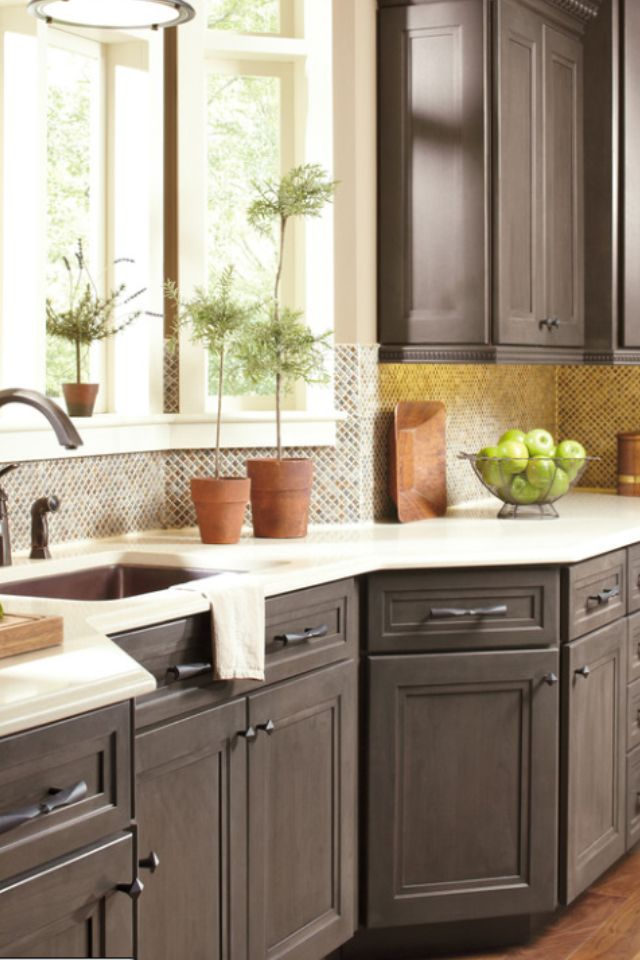 Painted Cabinets top 25+ best taupe kitchen cabinets ideas on pinterest | beautiful