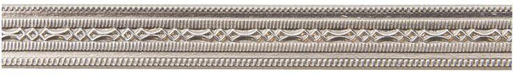 Mini Beaded Nickel Silver Pattern Wire - 3 ft