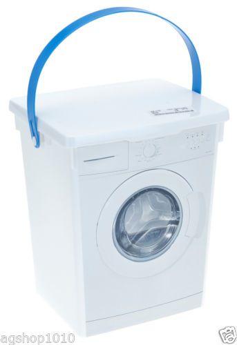 Washing Powder Storage Tin Container | eBay | bathroom - shower ...