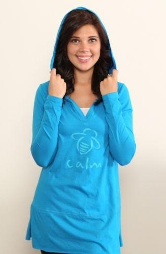 LolaViola - Shirt: Calm Hoodie  - Turqouise , $40.00 (http://lolaviola.co/shirt-calm-hoodie-turqouise/)