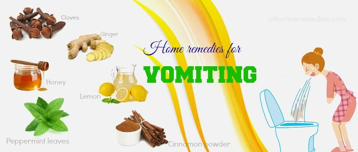 28 natural home remedies for vomiting in adults