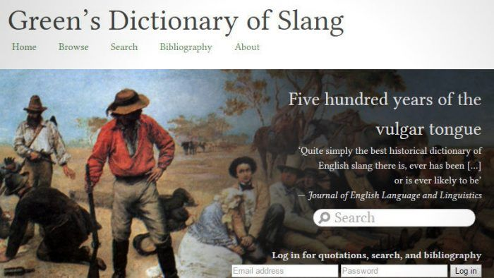 The 3 volumes of Green's Dictionary of Slang demonstrate the sheer scope of a lifetime of research by Jonathon Green, the leading slang lexicographer of our time. A remarkable collection of this often reviled but endlessly fascinating area of the English language, it covers slang from the past five centuries right up to the present day, from all the different English-speaking countries & regions.