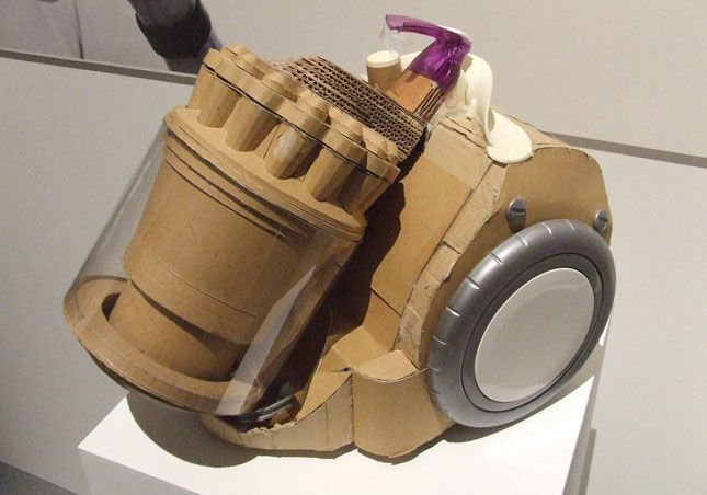 Dyson prototype