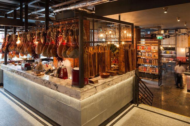 restaurant espagnol bastille rue de lappe